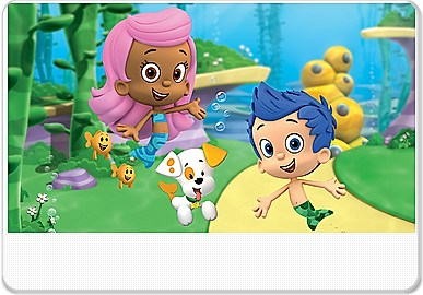 LeapTV Bubble Guppies and Sofia the First Video Game Bundle