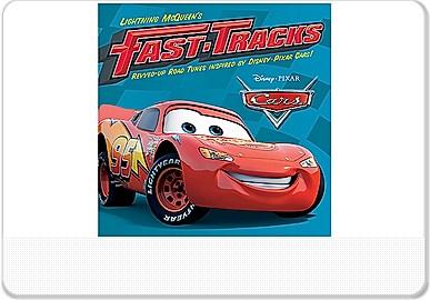 Disney Pixar Lightning Mcqueen S Fast Tracks Leapfrog