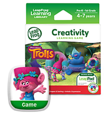 DreamWorks Trolls Learning Game