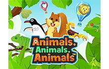 RockIt Twist Game Pack Animals, Animals, Animals