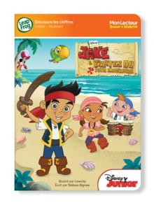 Livre Jake et les Pirates