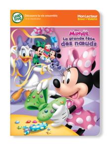 Livre Minnie