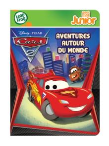 Livre Cars 2