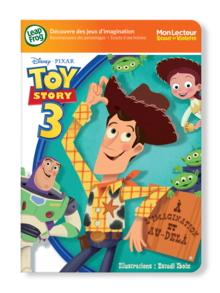 Livre Toy Story 3