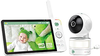 LF920HD (White) Baby Monitor