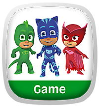 PJ Masks Learning Game