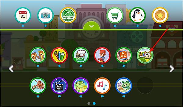 LeapFrog Academy Icon