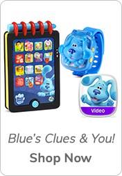Blue's Clues & You! Shop Now