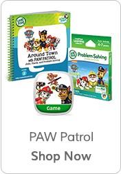 PAW Patrol. Shop Now