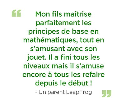 Un Parent LeapFrog