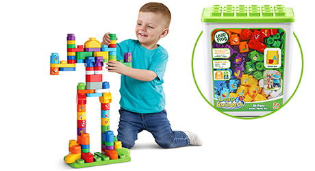 LeapBuilders Baril 81 blocs