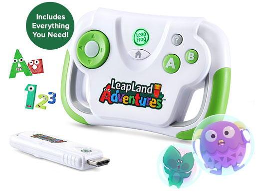 LeapLand Adventures Device