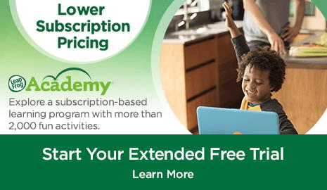 LeapFrog Academy - Start Your Extended Free Trial