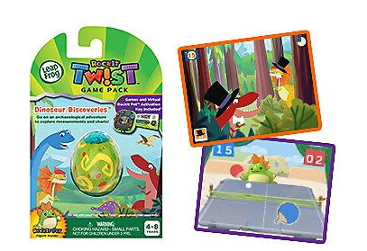 RockIt Twist Game Pack Dinosaur Discoveries