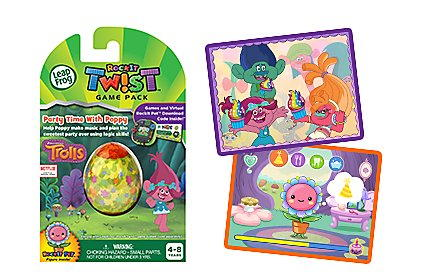RockIt Twist Game Pack Trolls Party Time with Poppy
