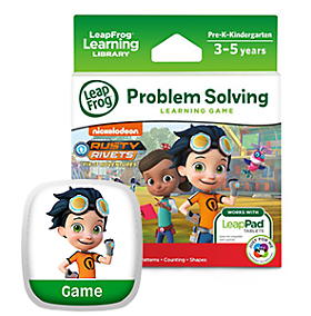 Rusty Rivets Learning Game