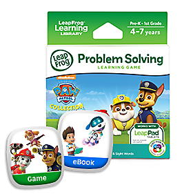 PAW Patrol Collection Learning Game
