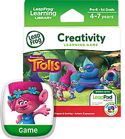 Trolls Learning Game