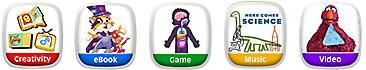 LeapFrog App Center