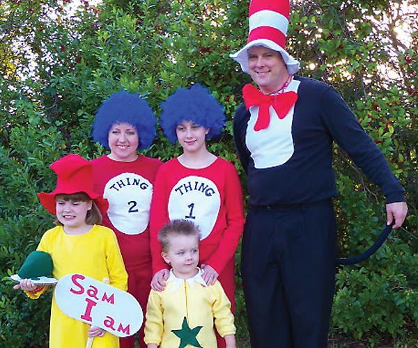 Dr. Seuss, via BirdOnACake.blogspot.com