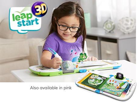 LeapStart 3D