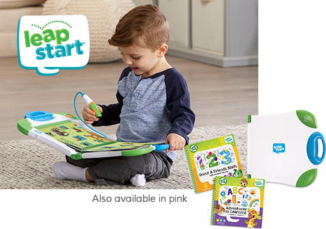 LeapStart Preschool Success