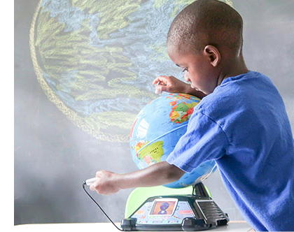 Teaching Children About Planet Earth
