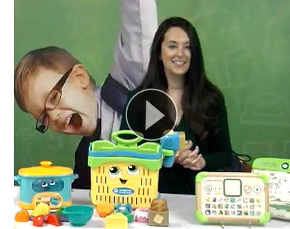 Latest Upcoming Tech Toys from VTech and LeapFrog