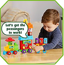 "Themed Playsets ""Let's get the passengers to work!"""
