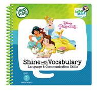 Disney Princess Shine with Vocabulary