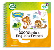 LeapStart® Learning Friends®: 200 Words in English & French™