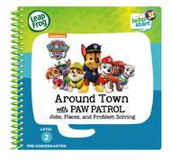 Aroiund Town with PAW Patrol