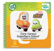 LeapStart® Go! Go! Cory Carson® Cory Carson Superhero School™