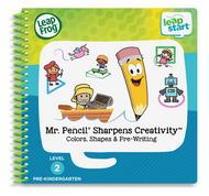 LeapStart Mr. Pencil Sharpens Creativity