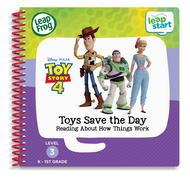 Disney Pixar Toy Story 4: Toys Save the Day