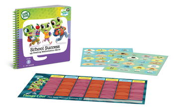 LeapStart Go School Success Deluxe Activity Set