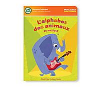 Livre L'Alphabet des Animaux