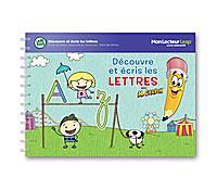 Découvre et écris les lettres