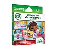 Jeu LeapPad / Leapster : Docteur la Peluche