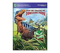 Livre Sur les traces du dinosaure perdu