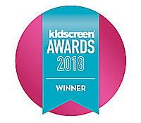 Kidscreen Award Winner