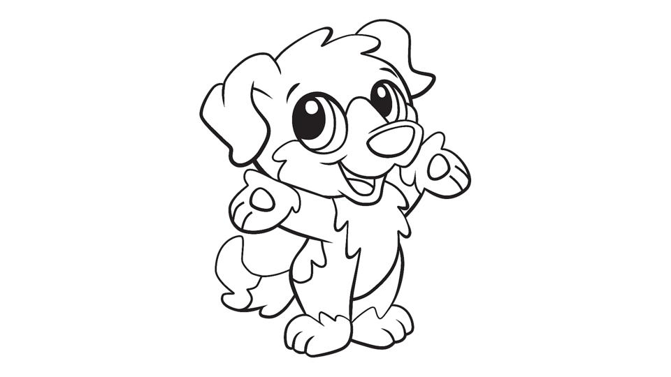 coloring book ~ Toddler Coloring Pages Image Inspirations Dog For ...   540x960