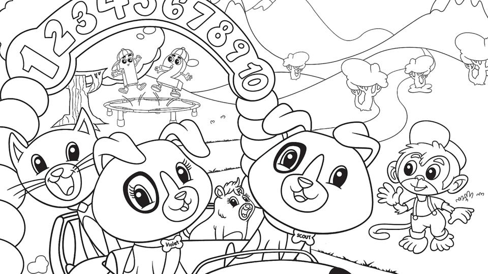 Fall Coloring Pages Big DISCOUNTED Bundle | Fall coloring pages ... | 540x960