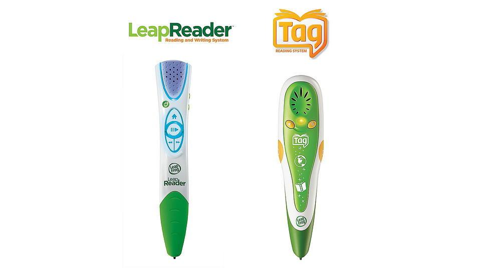 Tag vs LeapReader