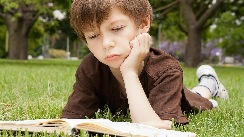 Choosing books for boys