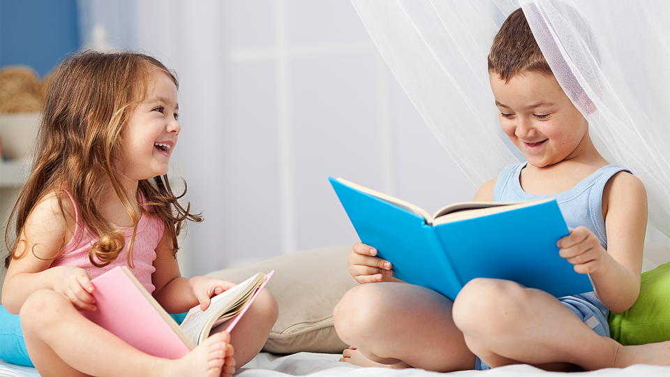 5 ways to make reading fun for your child