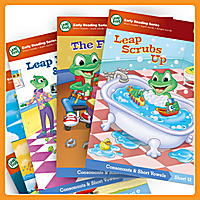 Learn to Read Volume 1: Books 1-5