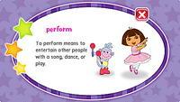 LeapFrog LeapPad Dora\s Amazing Show Ultra eBook