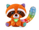 Colorful Counting Red Panda