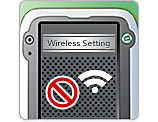 Disable Wi-Fi